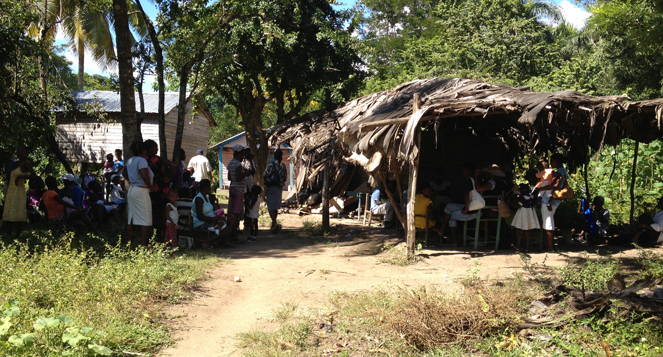 Mobile Clinic in the Central Plateu of Haiti