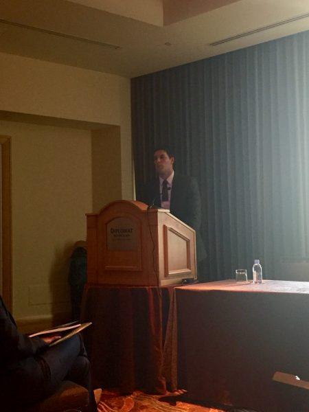 Tom Starnes Presenting at SGIM