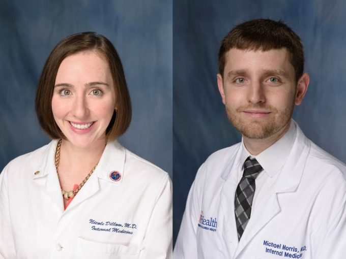 July 2016 Resident and Intern of the Month
