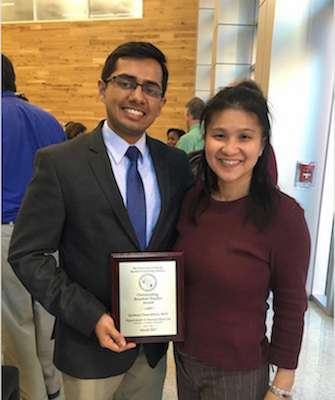 Outstanding Resident Teacher Award 2017