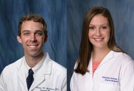 March 2017 Resident and Intern of the Month
