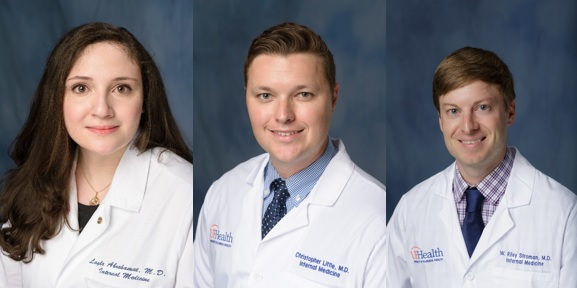 July 2017 Resident and Interns of the Month