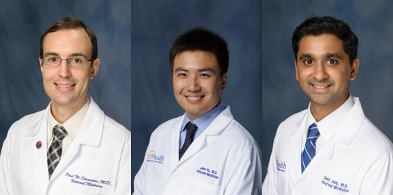 August 2017 Resident and Interns of the Month