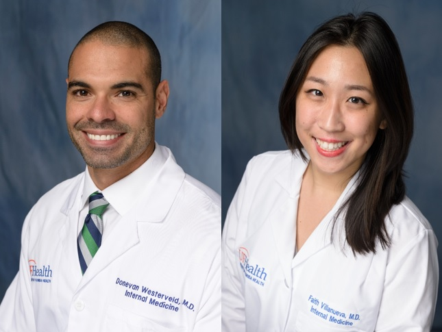 October 2017 Resident and Intern of the Month