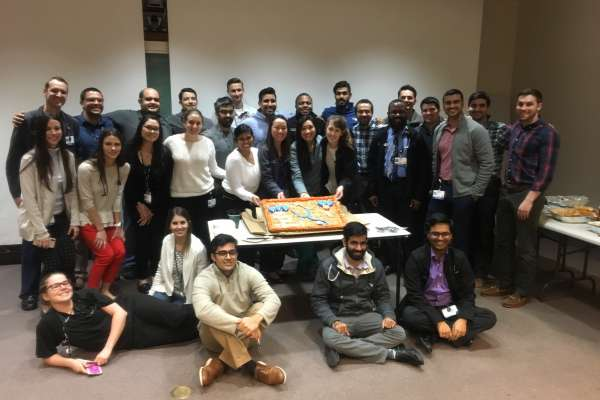 Intern Appreciation Day Group Photo