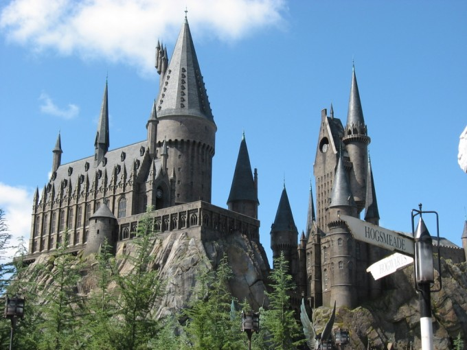 Harry Potter World at Islands of Adventure