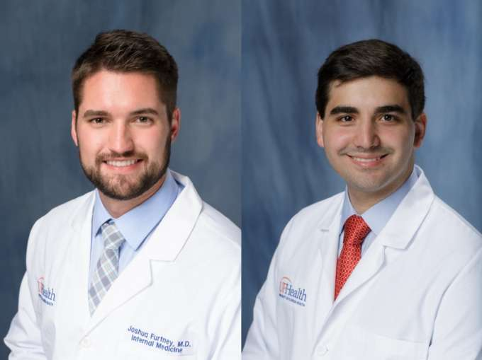 July 2019 Intern and Resident of the Month