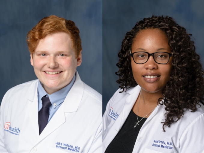 February 2020 Intern and Resident of the Month